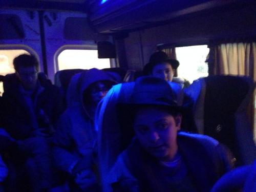On our way to vatikin at the kotel also