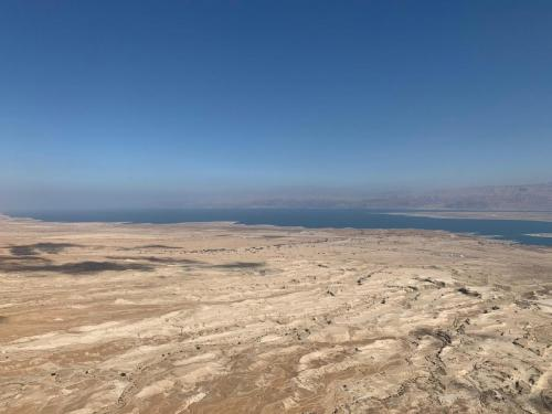 From the top of Masada